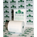 Axalto Magic X1000 BPA Free Credit Card Rolls .. www.BPAFreeRolls.com
