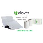 Clover Mobile Printer Rolls (50 Roll Box)
