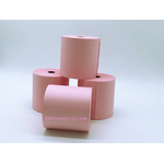 Pink Wet Strength Dry Cleaners Paper Rolls