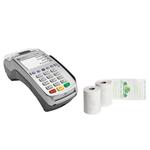 Verifone VX520 Credit Card Rolls (50 Rolls)