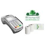 Transax VX520 BPA Free Credit Card Rolls .. www.BPAFreeRolls.com