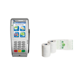 Sage Pay VX680 BPA Free Credit Card Rolls .. www.BPAFreeRolls.com