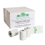 ECO_Friendly_Ingenico_iWL255_Credit Card_Till_Rolls.png,  Recyclable_Ingenico_iWL255_Credit_Card_Receipt_Rolls.png,   Recyclable_Ingenico_iWL255_57mm_thermal_paper_rolls.png,  Phenol_free_Ingenico_iWL255_visa_rolls.png,  BPA_Free_Ingenico_iWL255_VISA_Rolls.png,  BPA_FREE_Ingenico_iWL255_Terminal_PDQ_rolls_Window _Sticker.png,  What_size_roll_fits_an_Ingenico_iWL255_terminal_?_This_is_size_roll_fits_perfect.png,