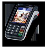 Ingenico Move 5000 Round Top BPA Free Credit Card Rolls .. www.BPAFreeRolls.com