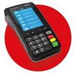 Ingenico Move 3500 Round Top BPA Free Credit Card Rolls .. www.BPAFreeRolls.com