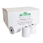 "76x70mm Grade ""A"" Paper Rolls (40 Roll Box)"