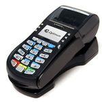 Hypercom Optimum M4200 BPA Free Credit Card Rolls.  www.BPAFreeRolls.com