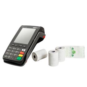 Ingenico Desk/3000 Thermal Till Rolls (50 Rolls)