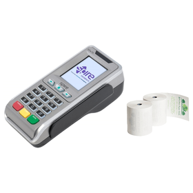 Spire SPw70 BPA Free Credit Card Rolls .. www.BPAFreeRolls.com