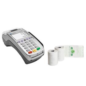 Verifone VX520 Credit Card Till Rolls (50 Rolls)