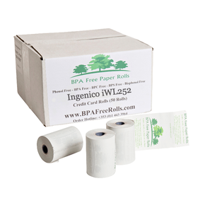 PaymentSense Ingenico iWL221.  www.BPAFreeRolls.com