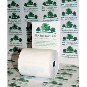 Mattig TPD-01 BPA Free Taxi Receipt Rolls (50 Rolls)